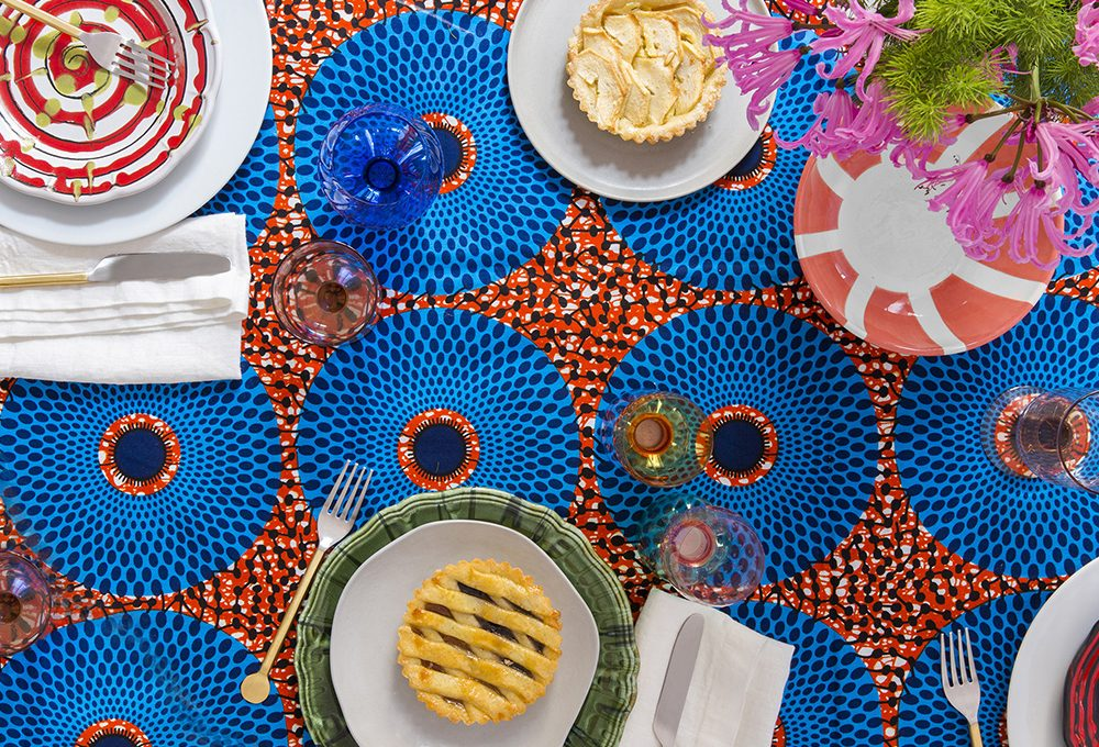 Realizzare una mise en place in stile africano