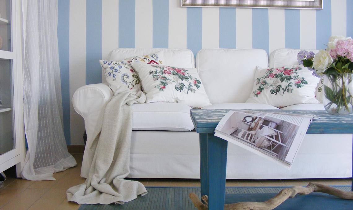divano bianco