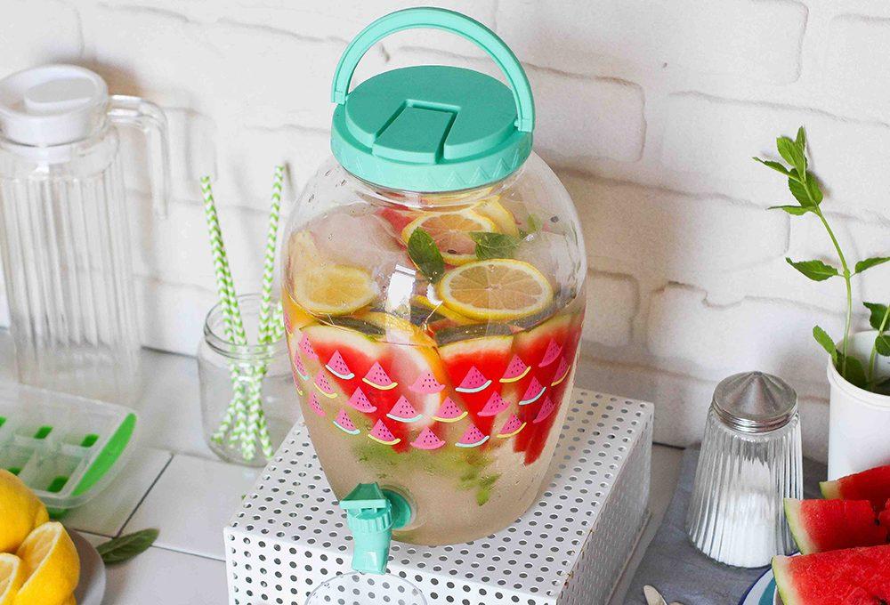 8 dispenser di design per i tuoi cocktail estivi