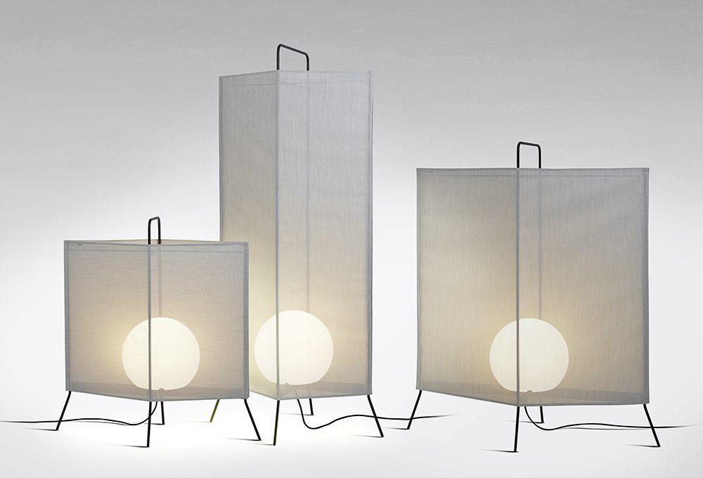 Christophe Mathieu firma le nuove lampade LaFlaca di Marset