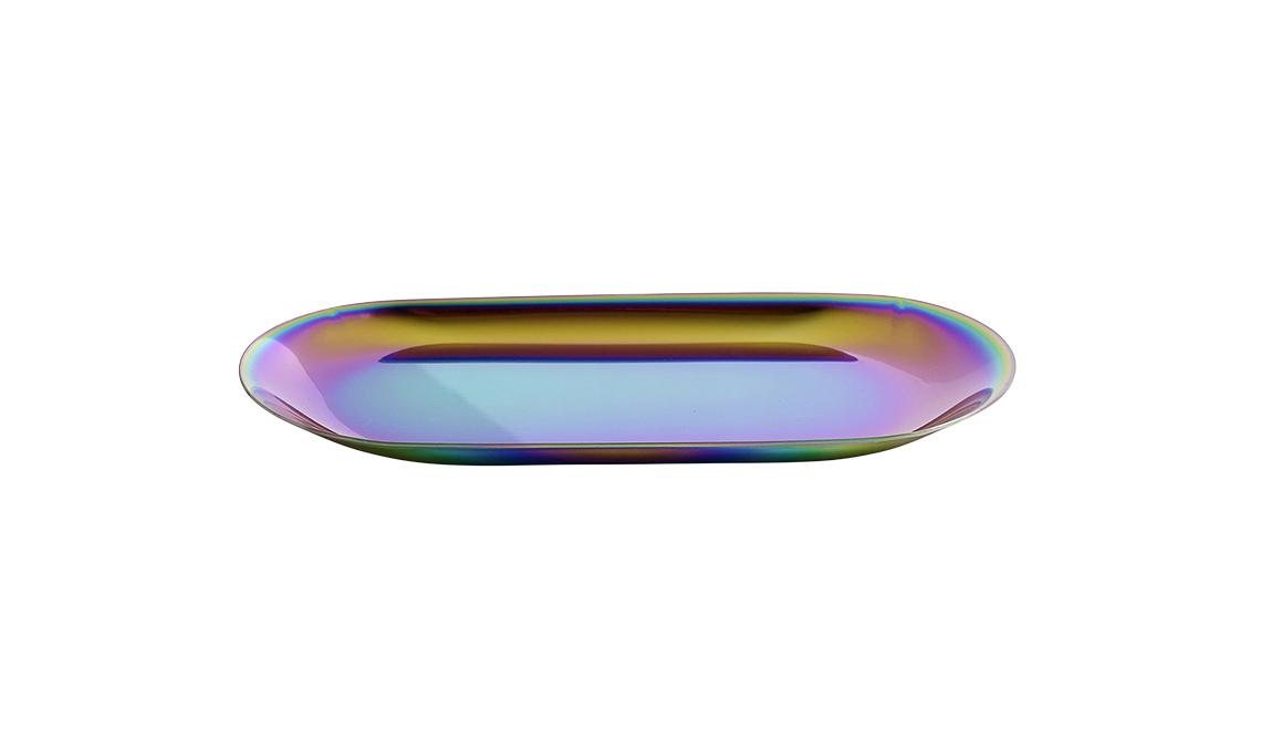 holo colore iridescente