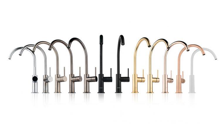 Scopri come viene prodotto un rubinetto di design