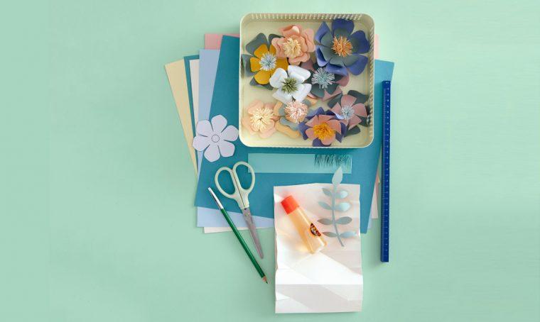 Paper art fai-da-te: scarica i template
