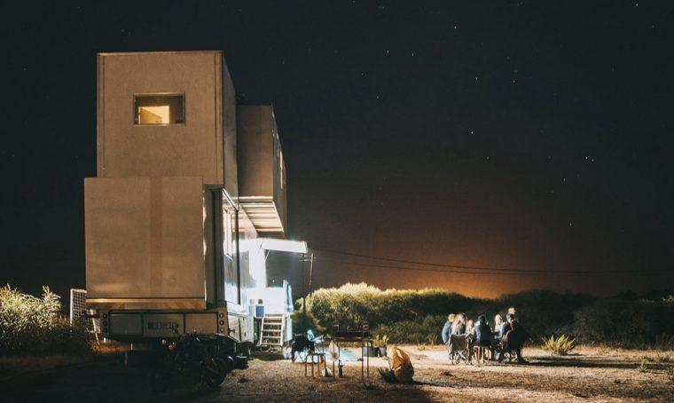 Truck Surf Hotel: un nuovo tipo di vacanza on the road