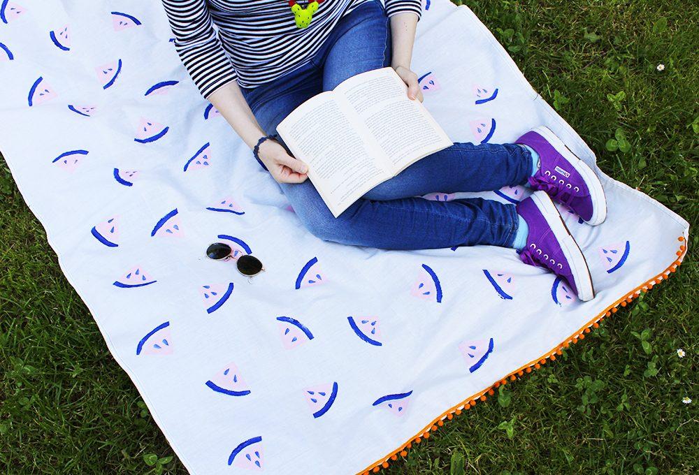 Come realizzare una tovaglia per i picnic