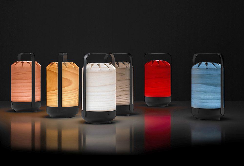 Mini Chou: lanterna hi-tech ispirata ai modelli tradizionali giapponesi