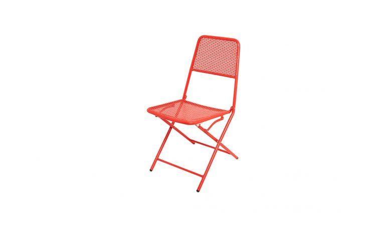 17 sedie pieghevoli salvaspazio