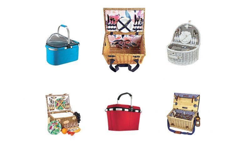 8 cestini da picnic