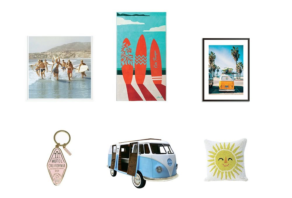 Tendenza California dreamin'