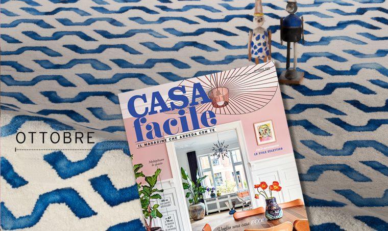 CasaFacile: il numero di ottobre 2019