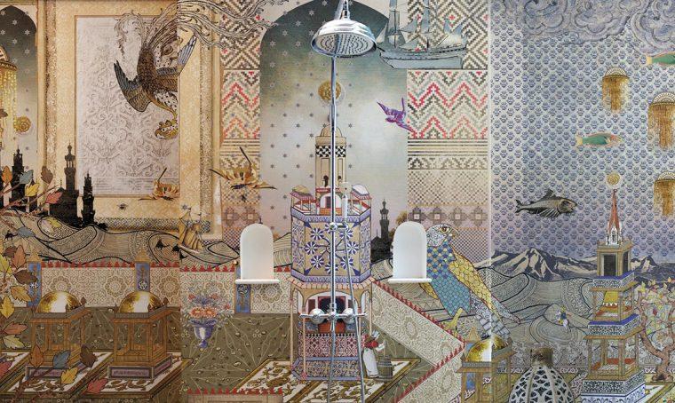 Maison&Objet: Londonart presenta due nuove carte da parati firmate Marcel Wanders