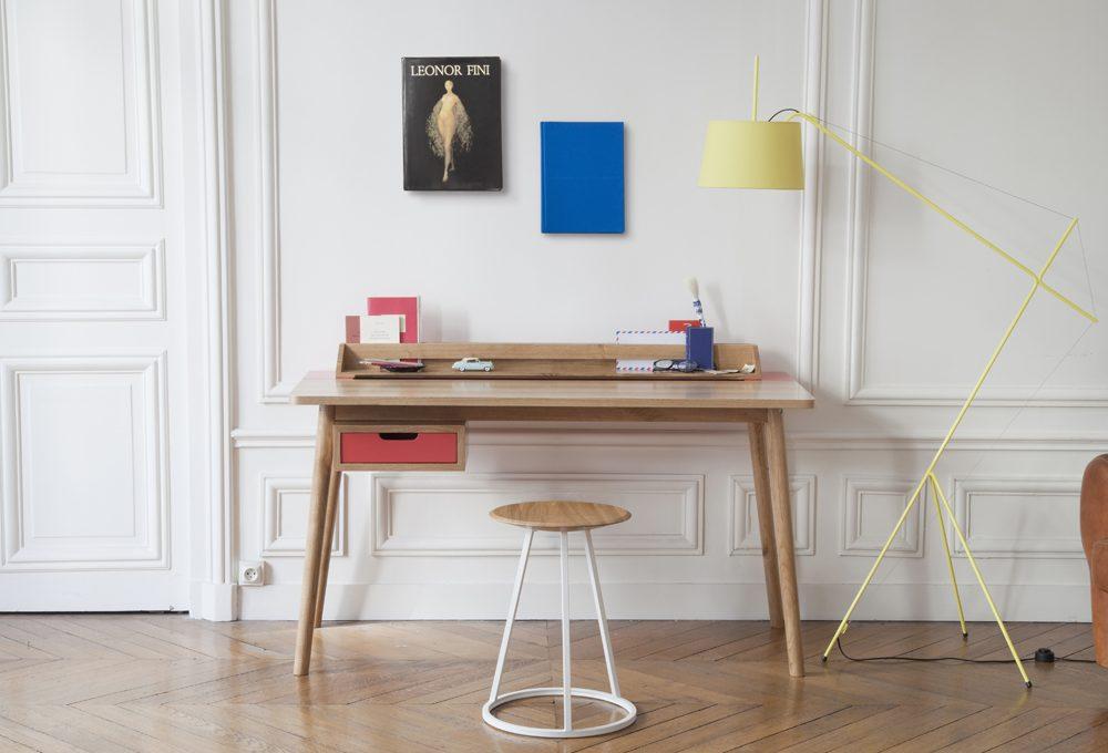 10 scrivanie di design minimali e nordiche