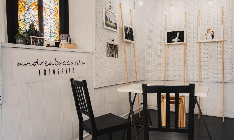 Studio fotografico total white. Le idee originali per arredarlo