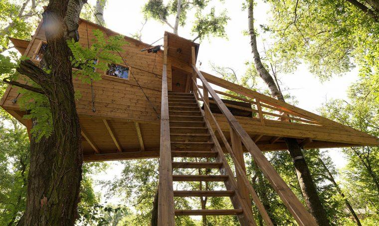 Progettare una casa studio sull'albero