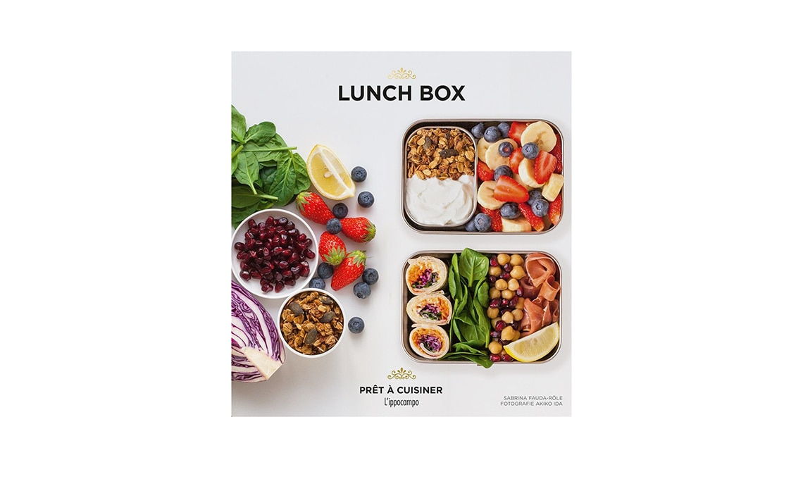 libri di cucina novità lunch box