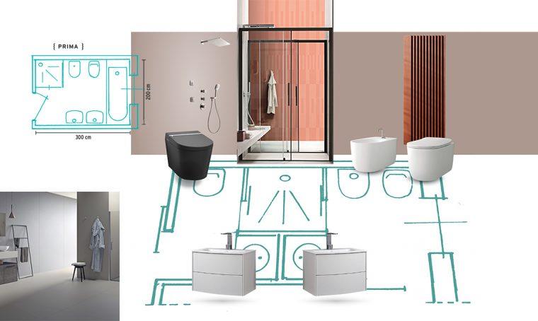 Come ristrutturare un bagno maxi
