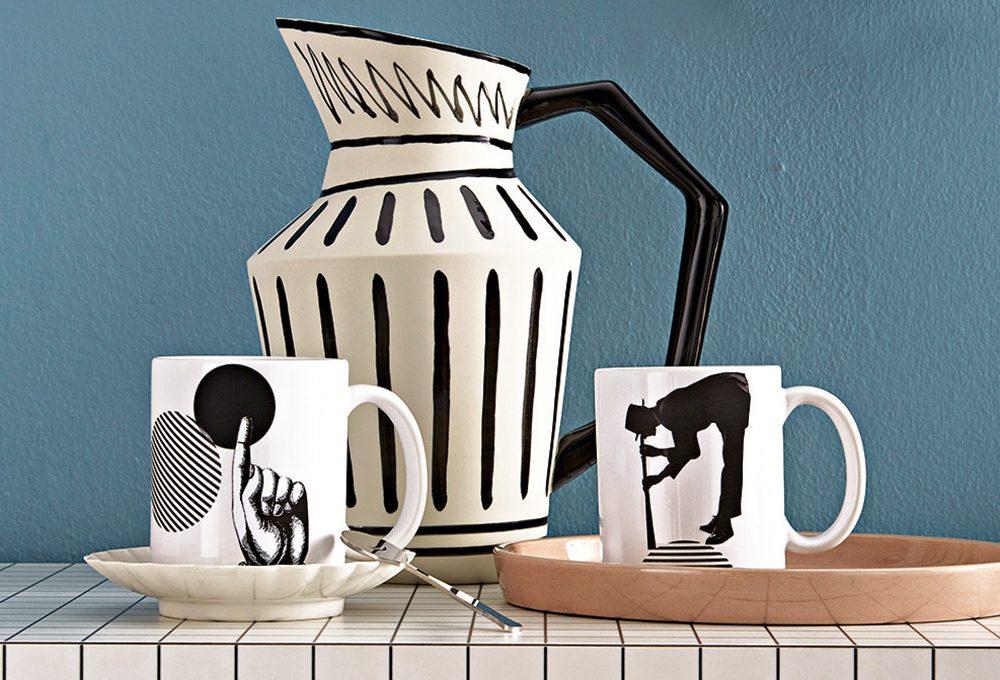 Non il solito collage: come decorare una tazza