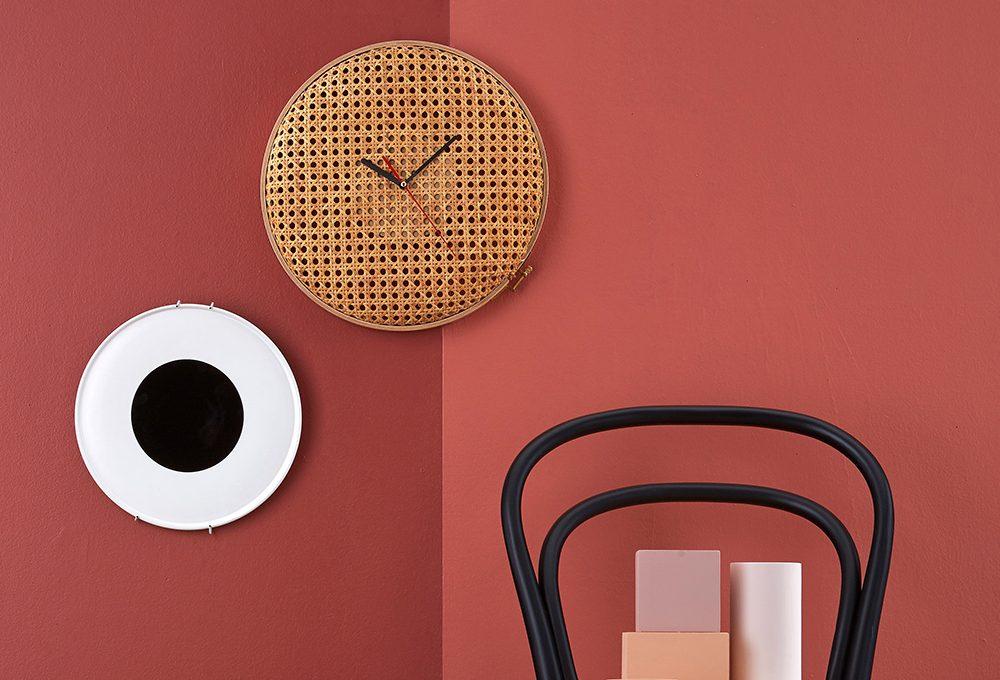 Come realizzare l'orologio in Paglia di Vienna