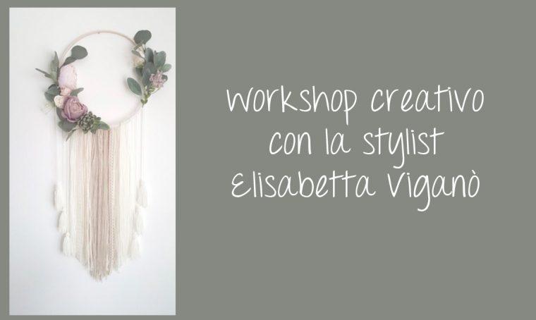 Crea la tua ghirlanda con la stylist all'Accademia Vergnano