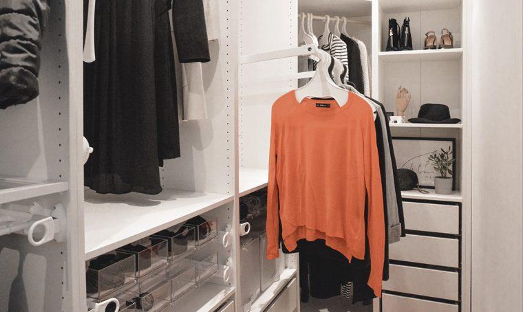 Riorganizzare l'armadio o la cabina con gli accessori Servetto