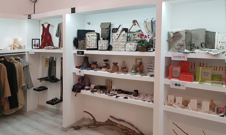 Arte in box: temporary store collettivo per artigiani e designer