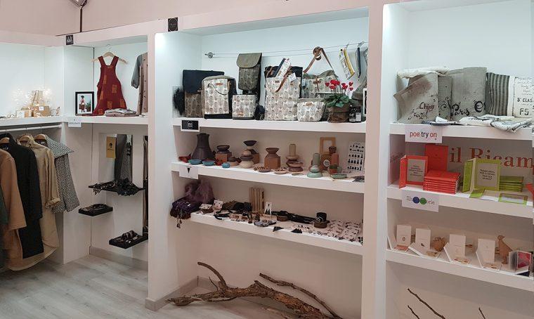 Arte in box: temporary store collettivo per artigiani e designer