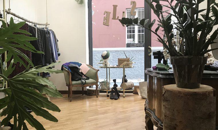 Cabina armadio: copia lo stile del negozio Ed Store