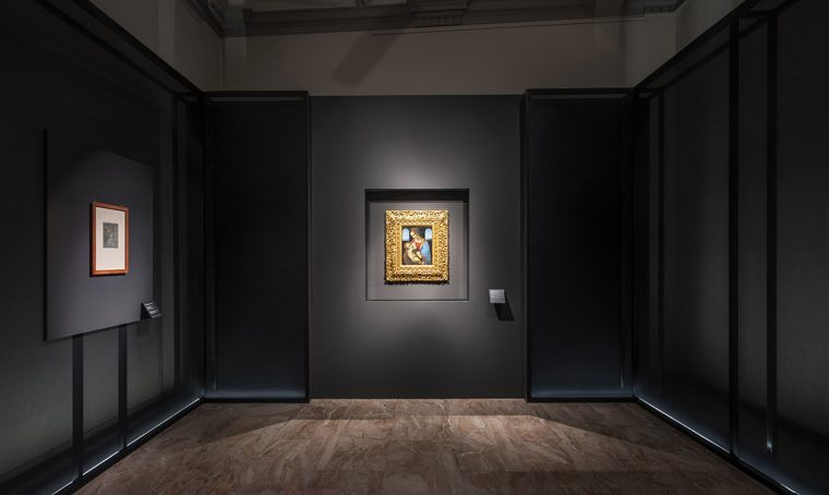 Apre al pubblico la mostra 'Leonardo e la Madonna Litta'