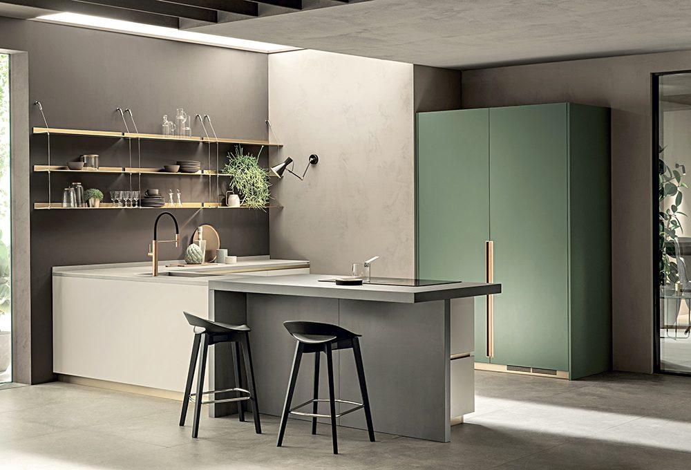 La cucina ha un anima ecosostenibile