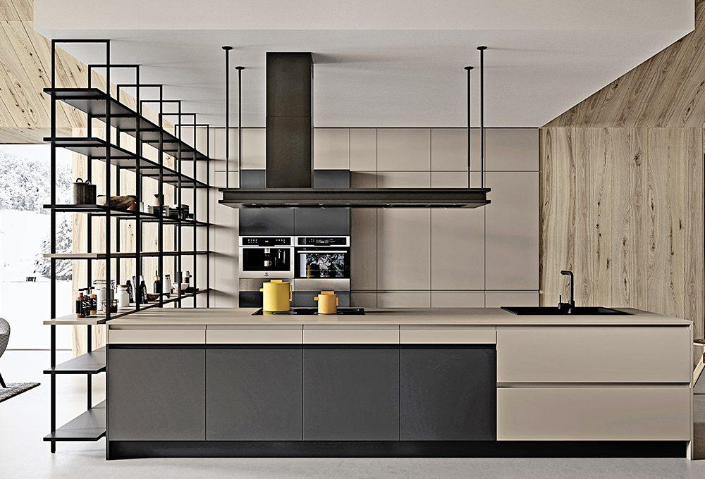 Come scegliere la struttura della cucina