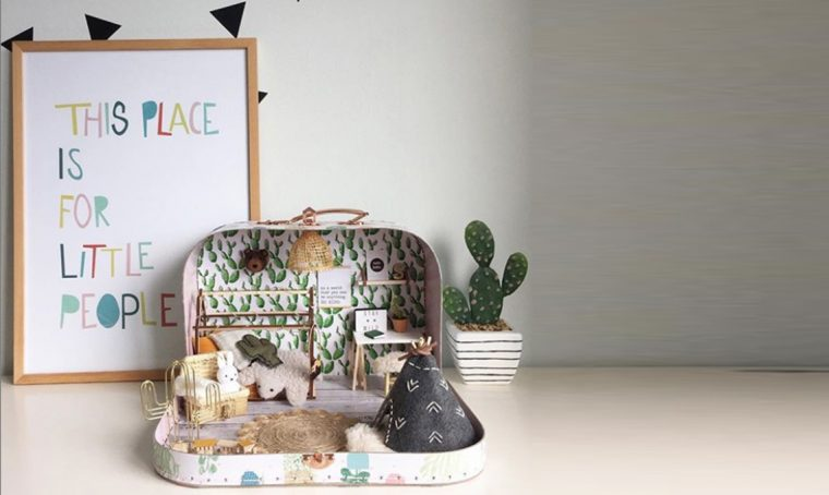 Little Lucciola: l'interior design in miniatura