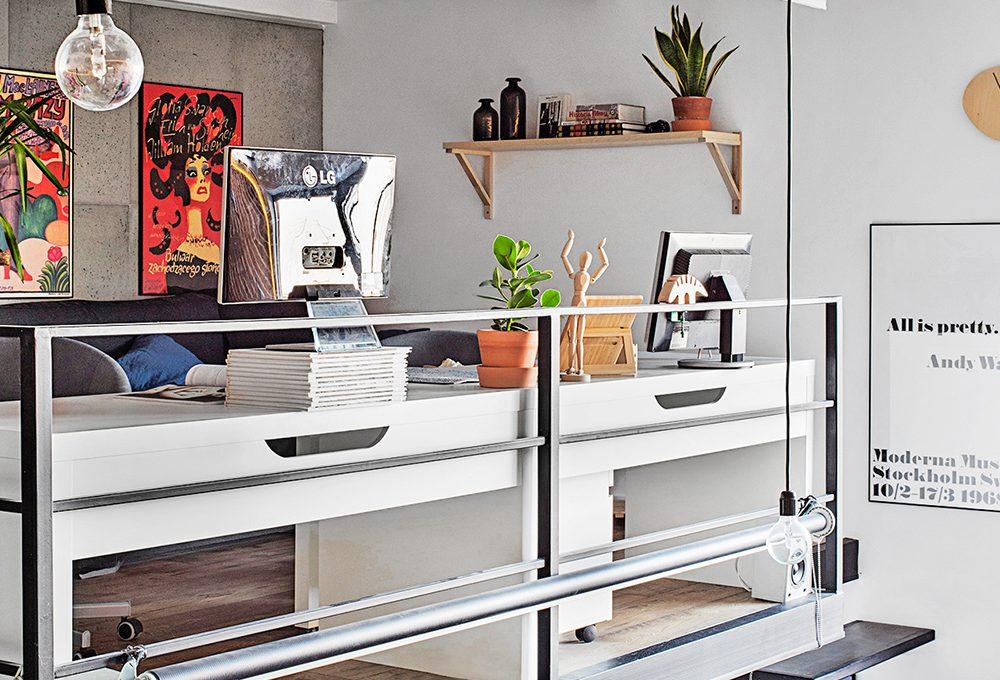 Come organizzare lo spazio di lavoro
