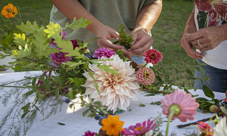Intervista al movimento 'Italian Flower Farmer'