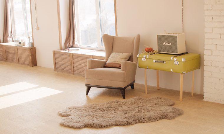 Tre modi per arredare casa con i vecchi bauli