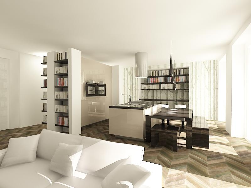 Migliorare la distribuzione degli spazi per vivere meglio la casa