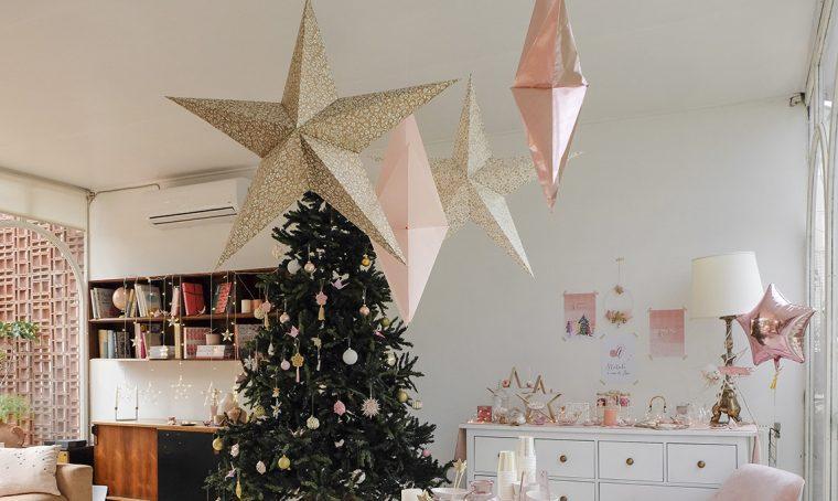 Natale: come realizzare stelle origami fai-da-te