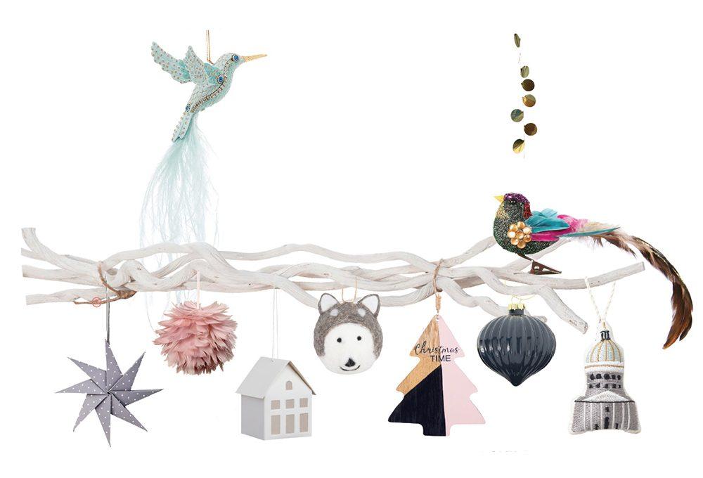 Natale: le decorazioni per addobbare la casa