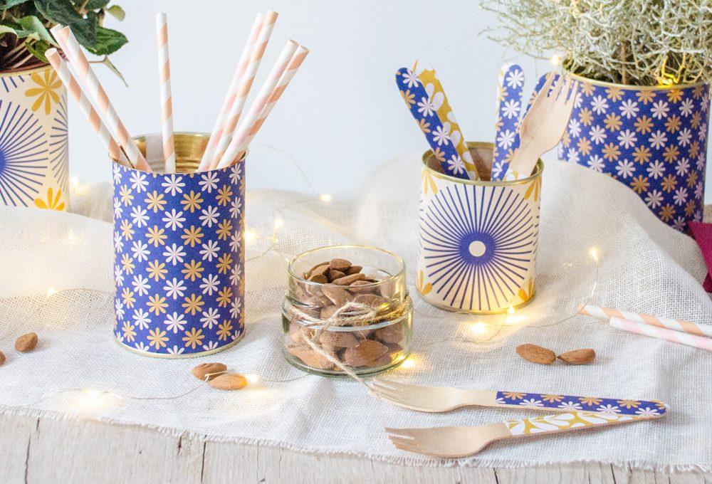 Party natalizio: crea le decorazioni con la carta delle Décor Box