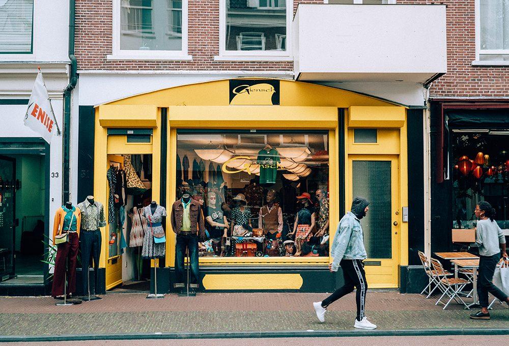 Shopping tour a Utrecht