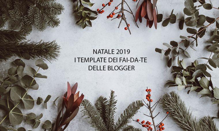 Scarica e stampa i template dei fai-da-te di Natale