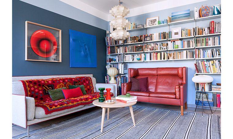 Come arredare il soggiorno in stile contemporaneo