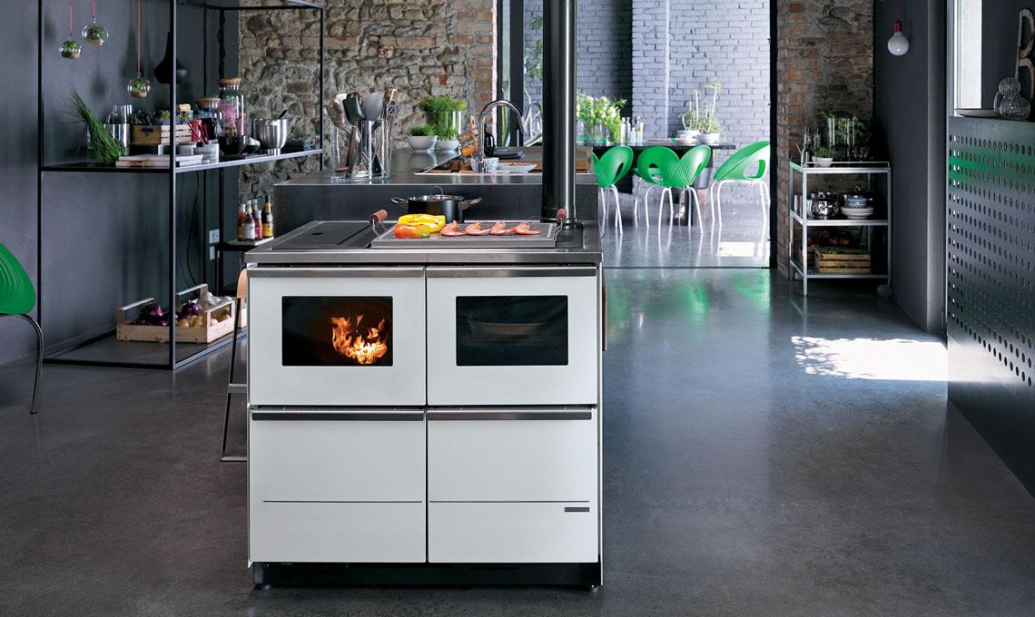 Cucine economiche: blocchi cucina freestanding dal fascino ...