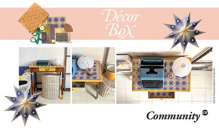 Progetti fai-da-te da realizzare con la Dècor box di CasaFacile
