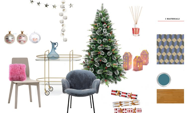 Natale: decorare la casa in stile scandinavo