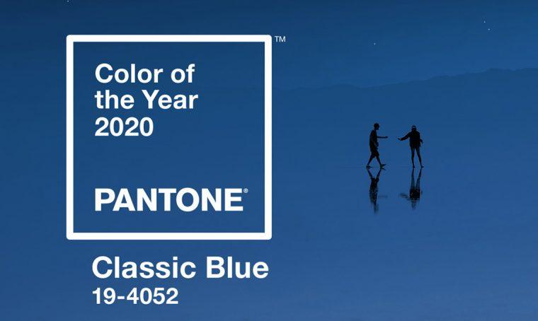 Classic Blue è il nuovo colore dell'anno 2020 secondo Pantone