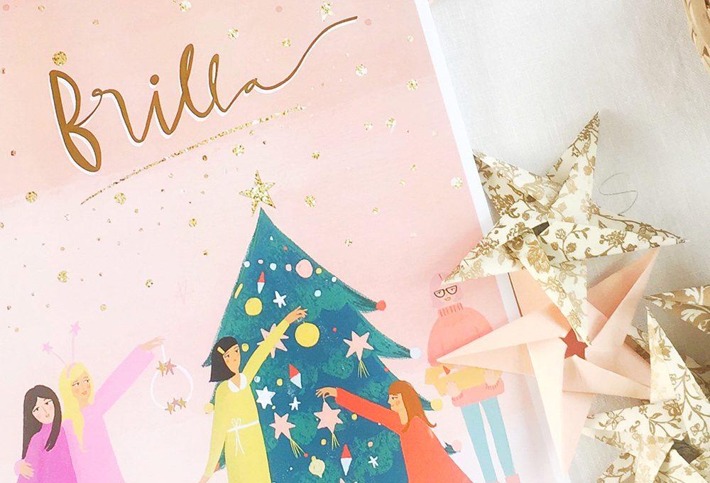 Natale: il biglietto d'auguri da stampare