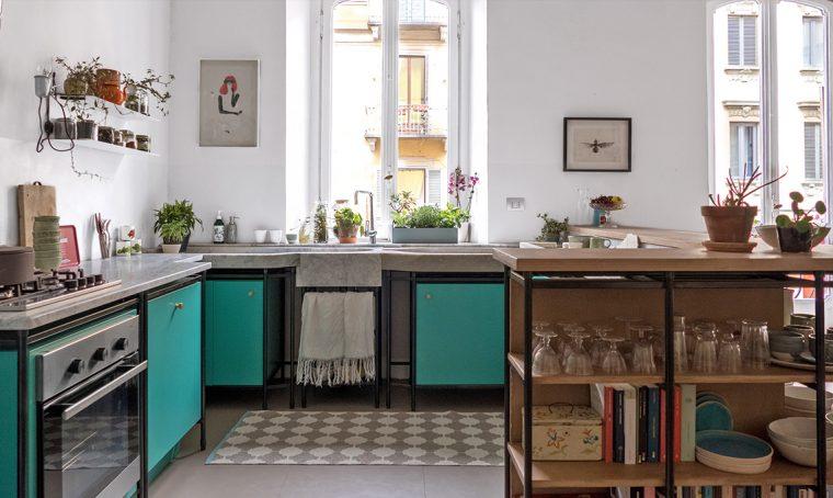 Valorizzare gli spazi con una cucina tailor made