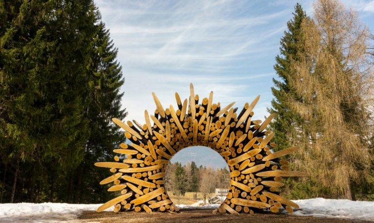 Arte sella, il museo di arte contemporanea a cielo aperto