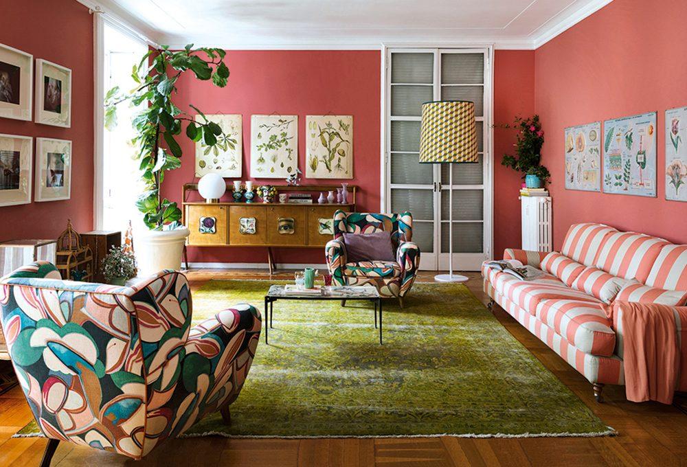 L'appartamento dall'anima ultra-décor