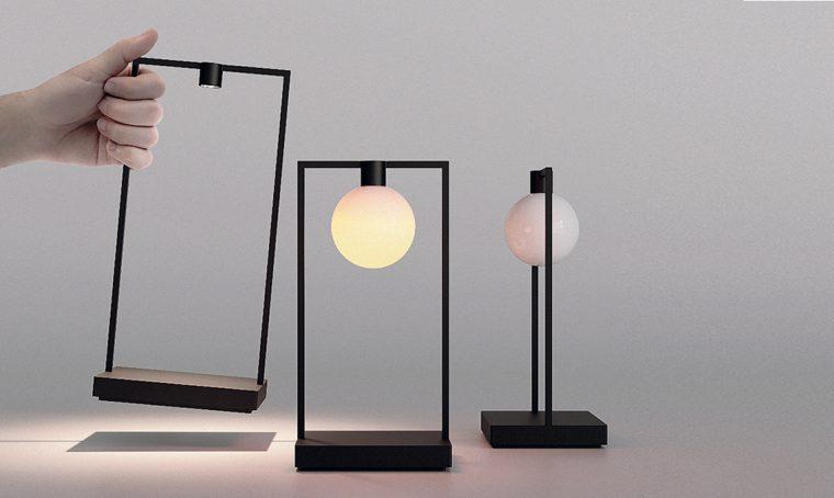 Le nuove lampade da tavolo belle e super-efficienti